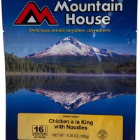 Mountain House Chicken A La King with Noodles - 2 Servings