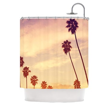"Catherine McDonald ""Endless Summer"" Shower Curtain - Outlet Item"