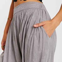 Kimchi Blue Extreme Dropped-Crotch Trouser Pants - Urban Outfitters