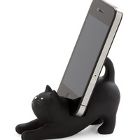 You've Gato a Call Phone Stand | Mod Retro Vintage Desk Accessories | ModCloth.com