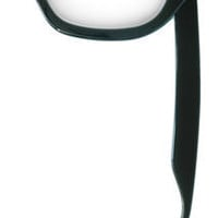 Lunette Reading glass - right handed by Maison Martin Margiela Black/ Transparent by L'atelier d'exercices