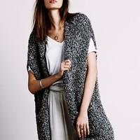 Free People Shannon Green Limited Edition Cashmere Sweater Vest