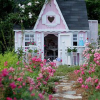 cottage or playhouse?