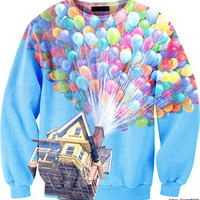 THIS UP SWEATSHIRT