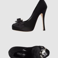 DSQUARED2 Women - Footwear - Platform pumps DSQUARED2 on YOOX United States