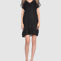 CHRISTIAN DIOR BOUTIQUE Women - Dresses - Short dress CHRISTIAN DIOR BOUTIQUE on YOOX United States
