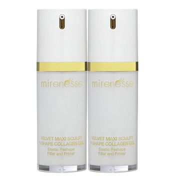 *SP Best For Sagging Skin - Tighten and Lift DUO: Velvet Maxisculpt Collagen Gele - Mirenesse