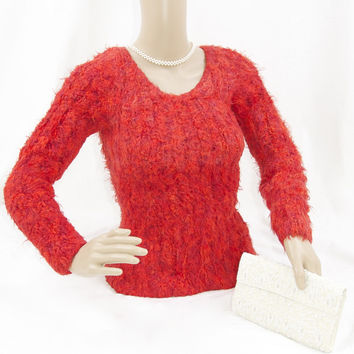 Red Sweater - Small / Red