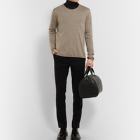 Loewe - Fine-Knit Cashmere and Silk-Blend Sweater | MR PORTER