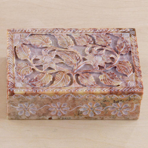 Soapstone Box | World Market