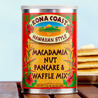 Kona Coast Macadamia Nut Pancake &amp; Waffle Mix 