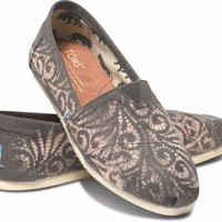 Gabriel Lacktman Hand-Bleached Swirl Ash Women&#x27;s Classics