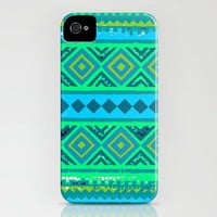 Under The Sea Pattern iPhone Case by Mad Decent Art | Society6