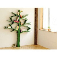 Nurseryworks Tree Bookcase in Green