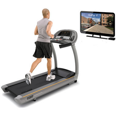 The Virtual Reality Treadmill - Hammacher Schlemmer