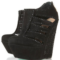 **LADY MAMA Crystal Booties by CJG - New In This Week