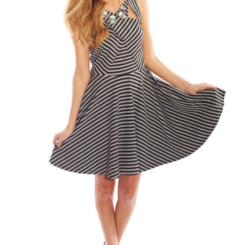 x marks the spot dress