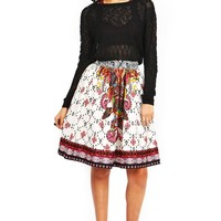 Carnival Billow Skirt