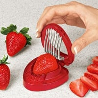 Strawberrry Slicer 