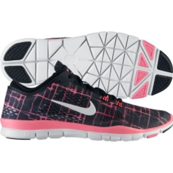 Nike Women's Free 5.0 TR FIT PRT 4 Training Shoe - Pink Grid | DICK'S Sporting Goods
