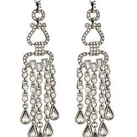 Carolee Waterfall Chandelier Earrings - Max and Chloe
