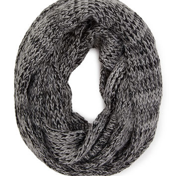 Marled Infinity Scarf