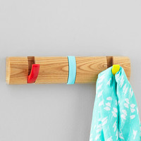ModCloth Colorblocking On the Mount of Three Wall Hook