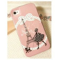 Amazon.com: Kate Spade Paris Charm Pink Cover for Iphone 4 4s: Everything Else