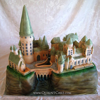 Harry Potter - Hogwarts Castle Cake | Flickr - Photo Sharing!