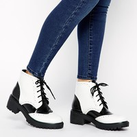 ASOS | ASOS READY TO GO Brogue Ankle Boots at ASOS