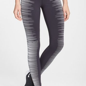 Womenx27s Nike Printed Reflective Running Tights