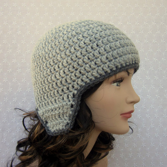 Crochet Womens Hat With Ear Flaps Pattern : free crochet beanie with ear flaps patterns MEMEs