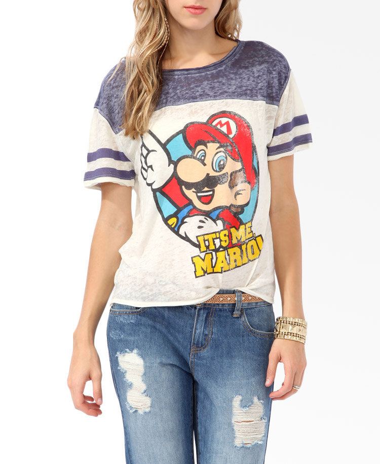 It&#x27;s Me Mario! Tee