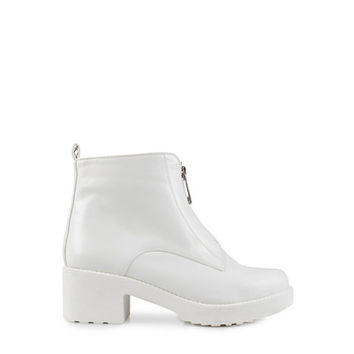 Front Zip Boot, NLY Shoes