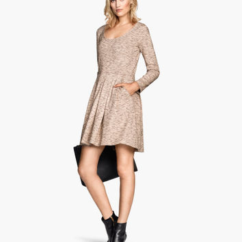 Long-sleeved Dress  from H M