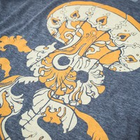 Jellyfish T-shirt - Men's - Earthbound Trading Co.