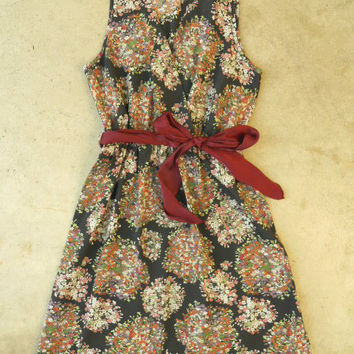 Strolling Azalea Garden Dress [3244] - $34.00 : Vintage Inspired Clothing & Affordable Summer Dresses, deloom | Modern. Vintage. Crafted.