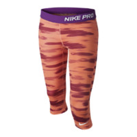 Nike Pro Graphic Girls' Training Capris