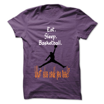 Eat. Sleep. Basketball.