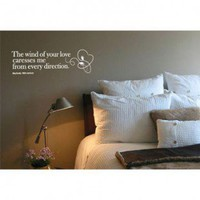 ADZif Blabla Wind of Love (English) Wall Decal - T3111E - All Wall Art - Wall Art &amp; Coverings - Decor