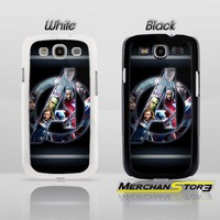 The Avengers A Logo Samsung Galaxy S3 Case