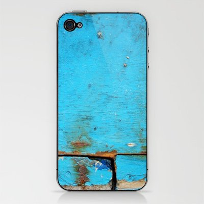 Segments iPhone & iPod Skin by David Bastidas | Society6