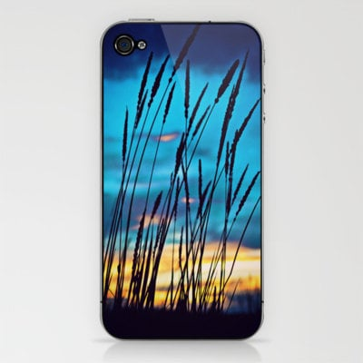 Western Sky iPhone &amp; iPod Skin by Melanie Ann | Society6