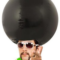FLAPPLES - Giant Inflatable Afro Wig
