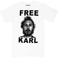 Free Karl - Workaholics T-shirt - MyTeeSpot - Your T-shirt Store