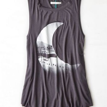 AEO Womenx27s Graphic Muscle Tank Lead