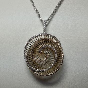 Diamond Necklace, A Perfect Christmas Gift for Her!!!