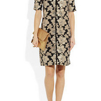 Marni|Brocade dress|NET-A-PORTER.COM