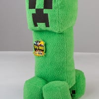 Minecraft Creeper Plush Toy with Sound