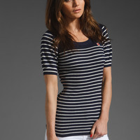 G-Star CL Stripe Knit in Shade from REVOLVEclothing.com
